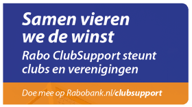 RABO club kas support